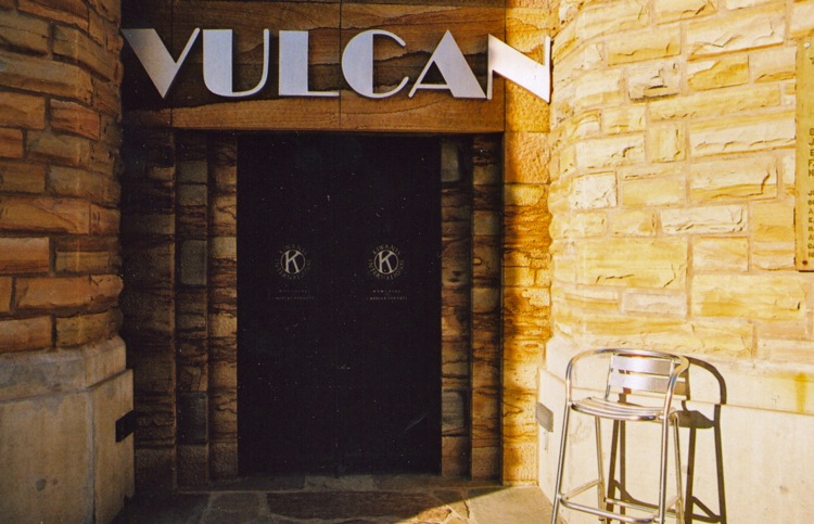 Vulcan Tower Base