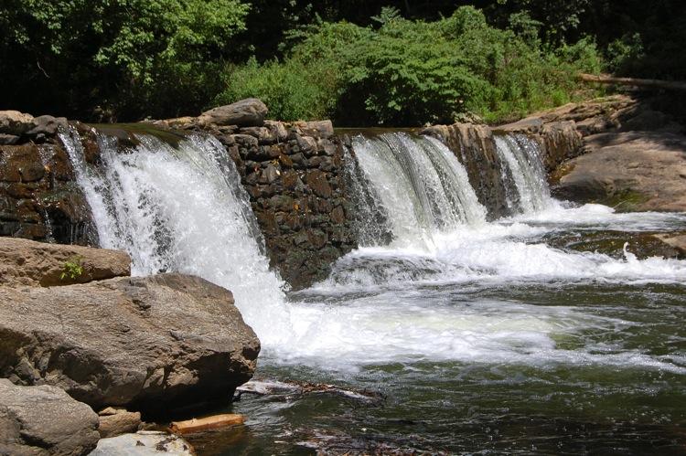 Magargee Dam