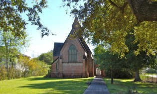 Christ Episcopal Church. 1853.