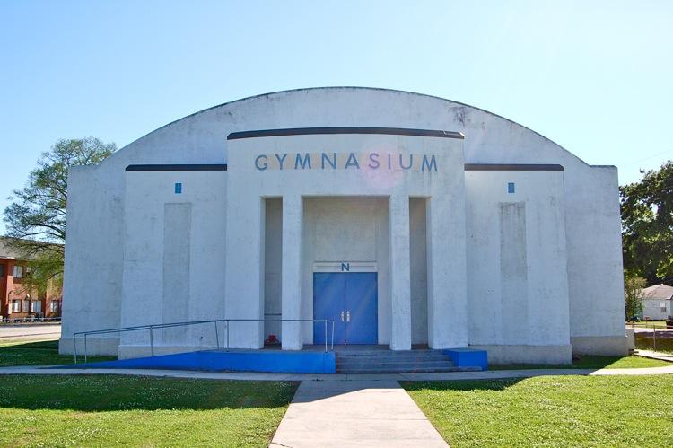 Gym. Napoleonville,LA.