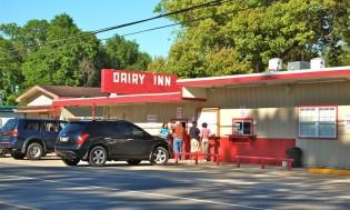 Dairy Inn. Napoleonville,LA.