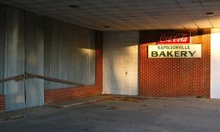 Old Bakery. Napoleonville,LA.