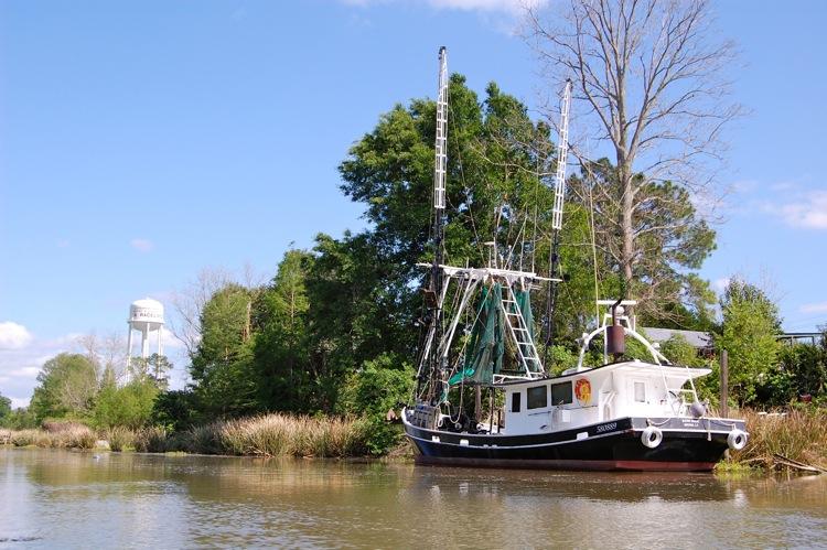 Trawl Boat