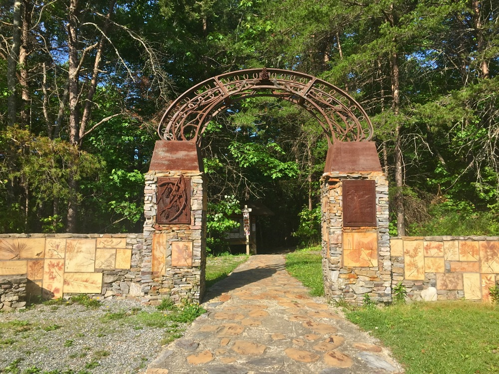 Cheaha Wilderness Trailhead