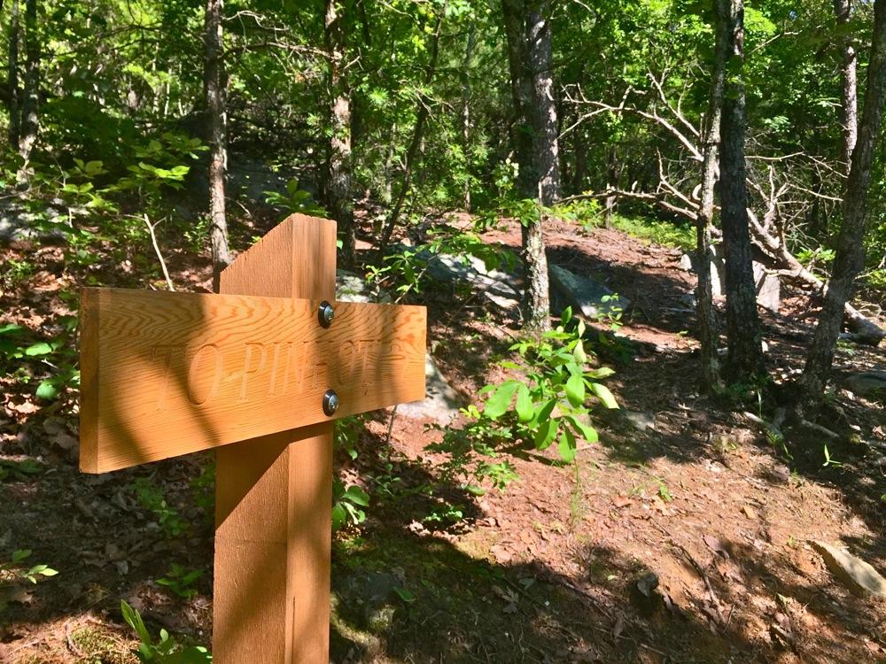 Pinhote Trail