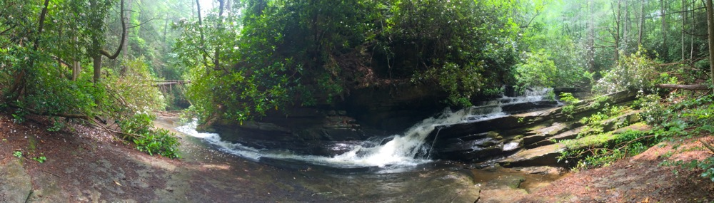 Panther Creek Panoramic