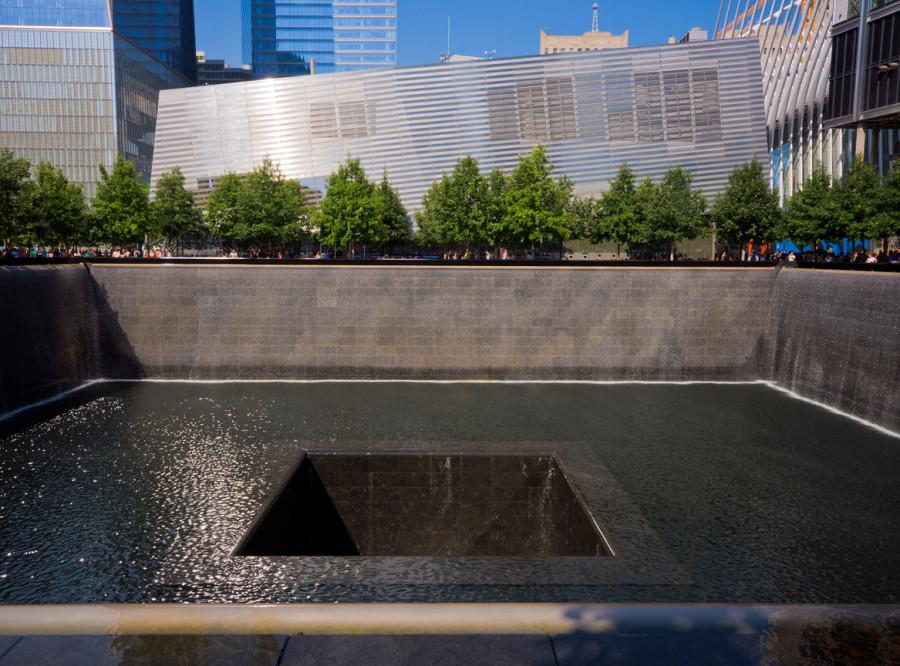One World Trade Center and Memorial Area